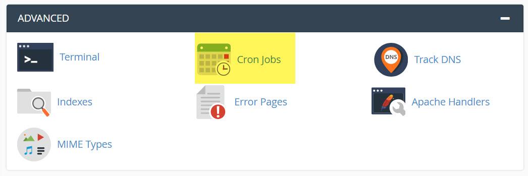 Setup Cron jobs   CPV Lab Pro Documentation